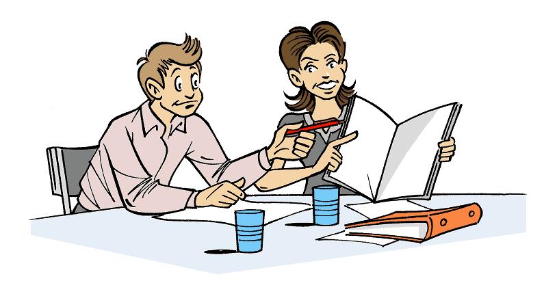 Van wie heb jij eigenlijk leren werken?   Office Rescue